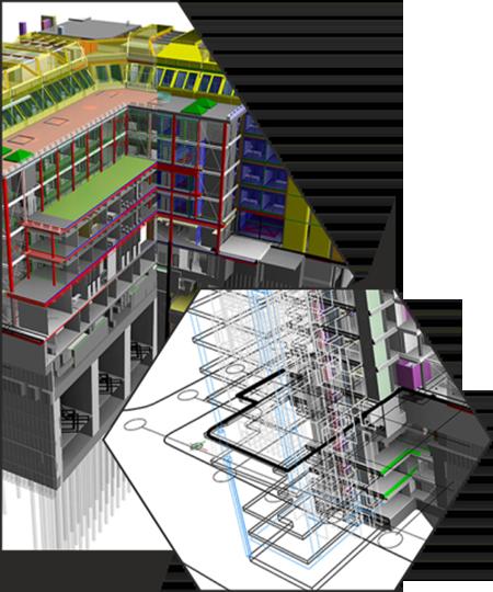 5D BIM Modeling Services